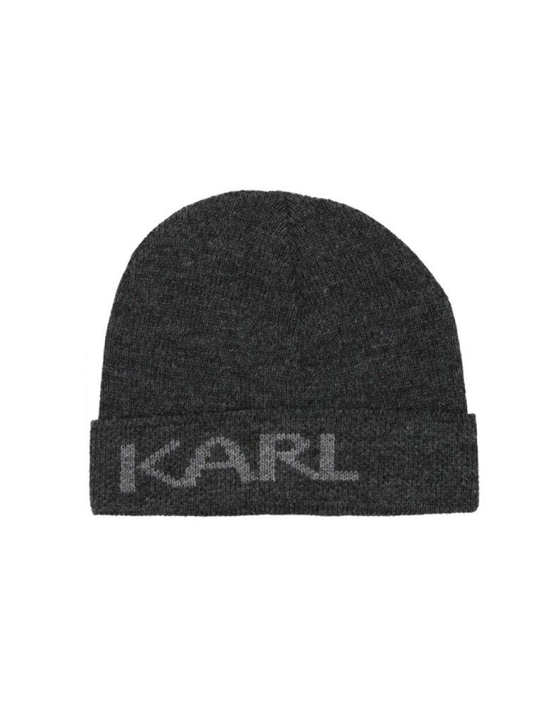 Купить Шапка KARL LAGERFELD 805601/582322/990 ☎ (050) 710-37-27