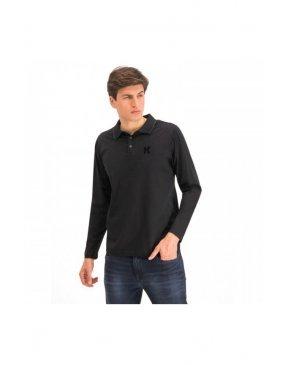 Купить Рубашка Polo KARL LAGERFELD 755001/592200/990 ☎ (050) 710-37-27