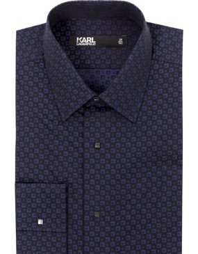 Купить Рубашка KARL LAGERFELD 605000/582621/690 ☎ (050) 710-37-27