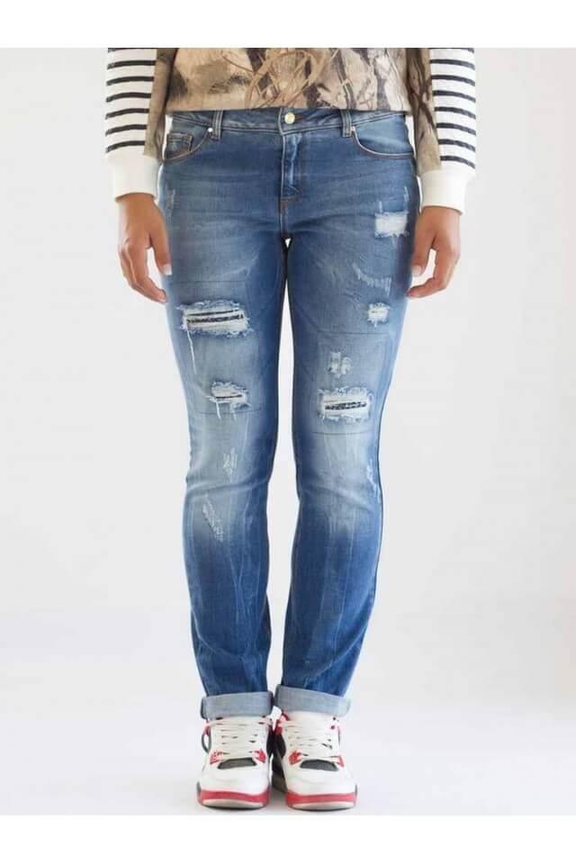Брендовые женские джинсы в интернет-магазине ALANDS